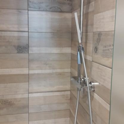 Cronotermostato doccia Reggiolacittainvisibile